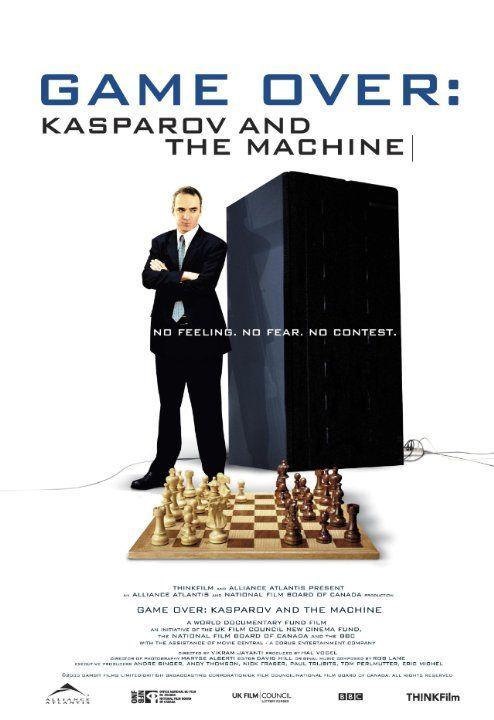 """""""No feeling. No fear. No contest."""" - #GarryKasparov"""
