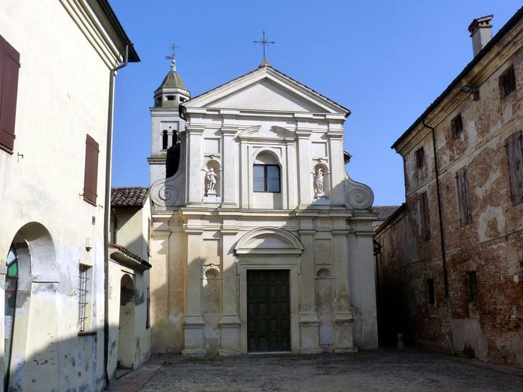 Sabbioneta (Mn) - Chiesa di San Rocco (XVII Sec.)