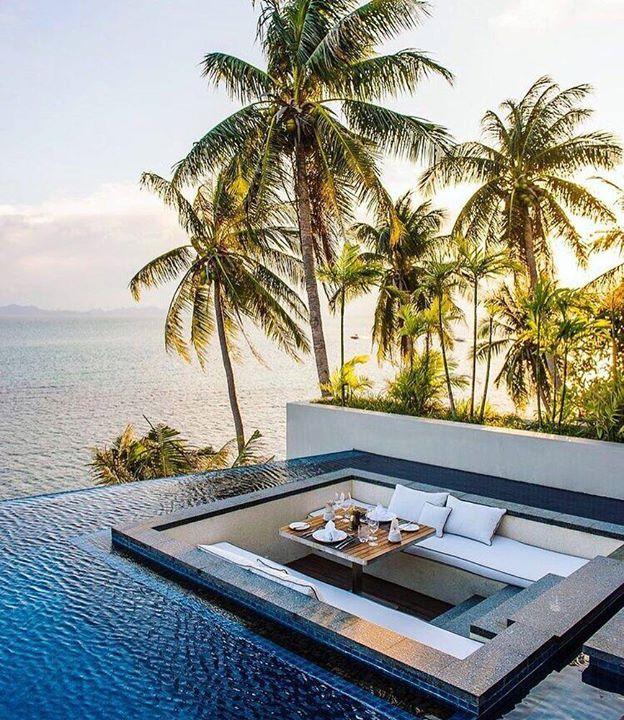 Conrad Koh Samui Hotel & Spa - Koh Samui Thaïlande #VeryChic_hotels #KohSamui #Thaïlande Hotels-live.com via https://www.instagram.com/p/BE8VM5iKu5X/ #Flickr