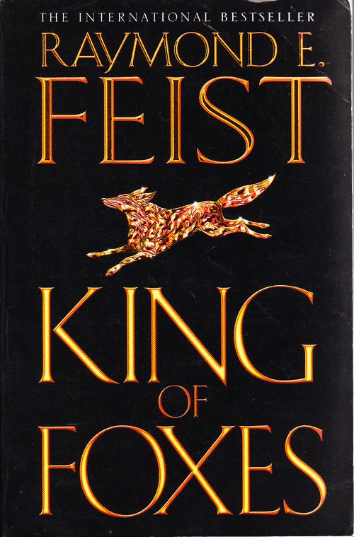 King of Foxes - Raymond E Feist