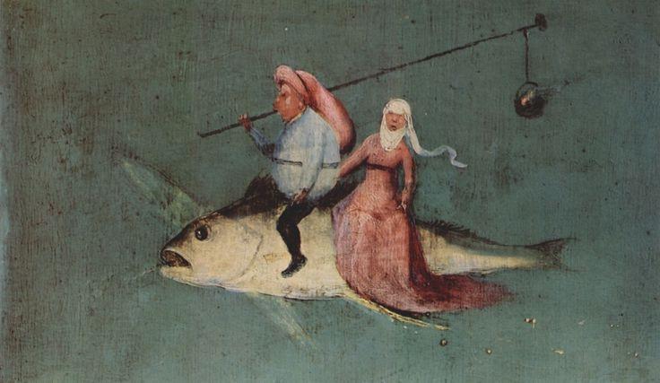 Ladies love the fish mobile.