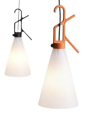 Inspirational Konstantin Grcic us Mayday Lamp a portable solution that can be used to suit the task at hand u hang it over a table from a hook in the garage