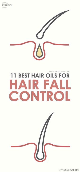 11 Best Hair Oils for Hair Fall Control..