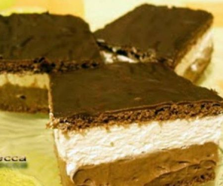 Csokis tejszínes mézes-krémes