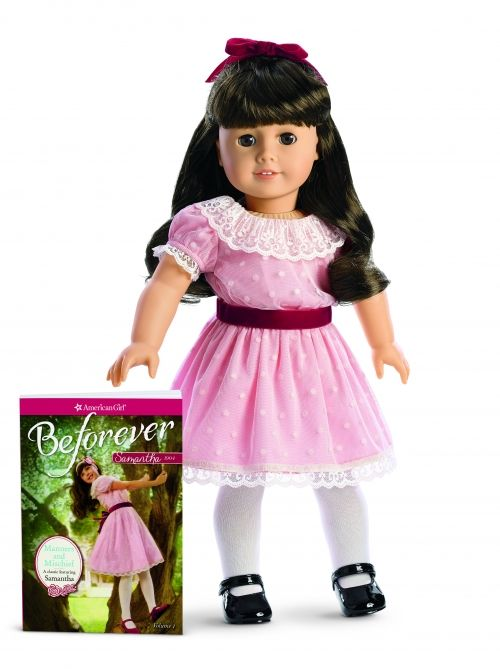 American Girl BeForever Samantha doll :: For Our Facebook Fans :: Contests & Giveaways :: PARENTGUIDE News