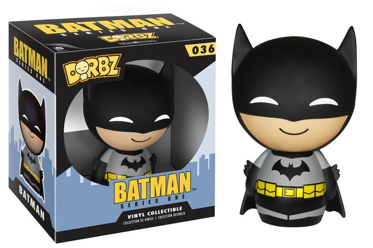 DORBZ: DC Comics - Batman