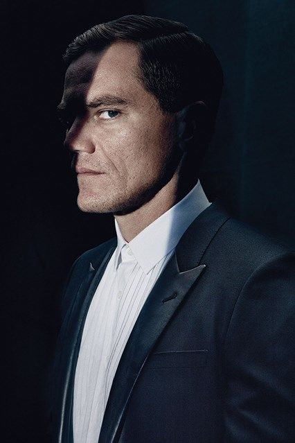 Michael Shannon Half in the Shadow