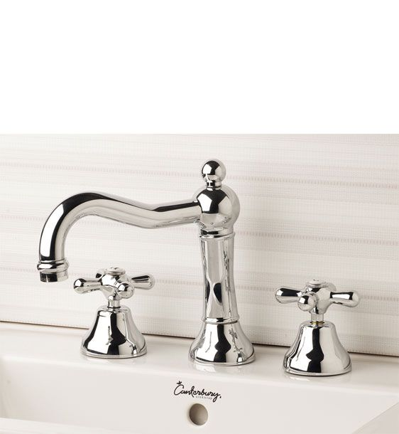 After a more traditional look? The Nicolazzi Classic Provincial Column Basin Set is the perfect addition to your bathroom to introduce that old world charm.
