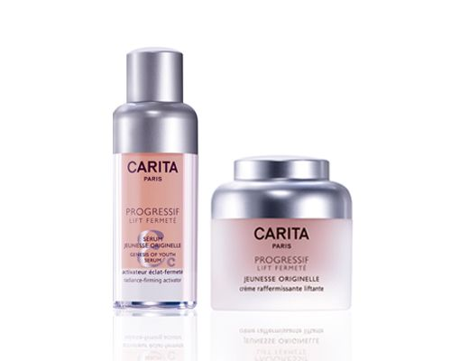 Etape 3 : protéger la peau avec le sérum et la crème adapté au type de peau (hydratation, anti-âge...)