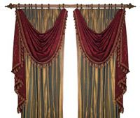 Fashion Window Treatments makes custom drapes any width or length you need in one week. Choose from a wide variety of styles from grommet drapes to pinch pleated drapes.