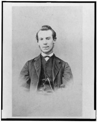 Alexander Graham Bell at age 18