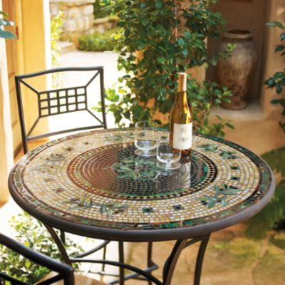 42 Best Neille Olson Mosaic Lifestyle Images On Pinterest Awesome Mosaic Dining Room Table Inspiration Design