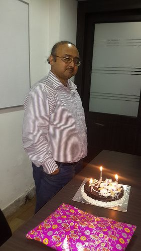 Birthday Celebration @ Arunava Banerjee_02