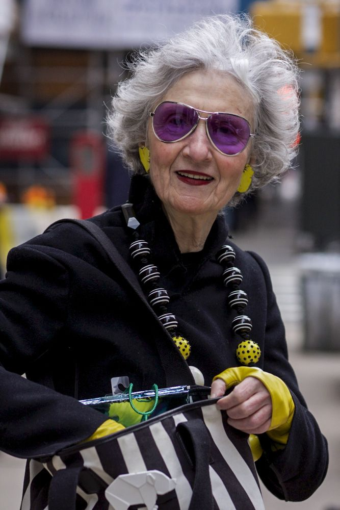 NYFW street style…Liz Friedman on Madison Avenue