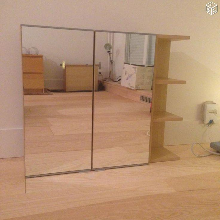 miroir mural ikea sdersvik lampe murale led with miroir. Black Bedroom Furniture Sets. Home Design Ideas