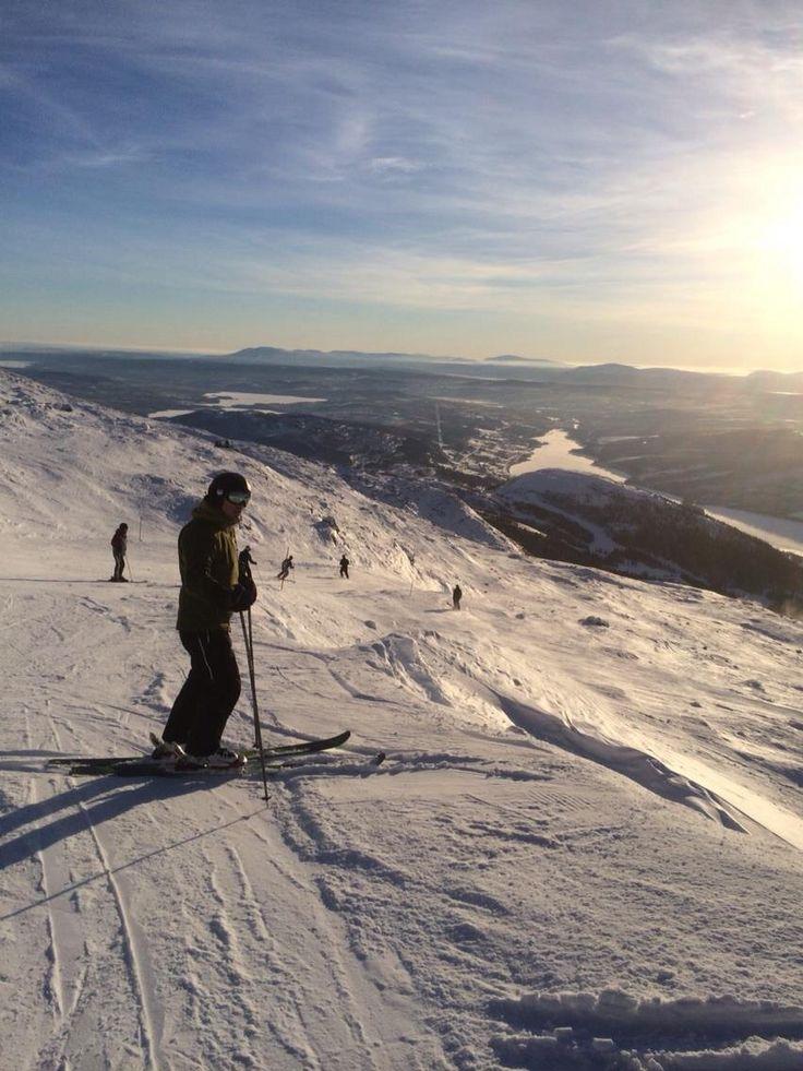 Skidor 1000-metarn