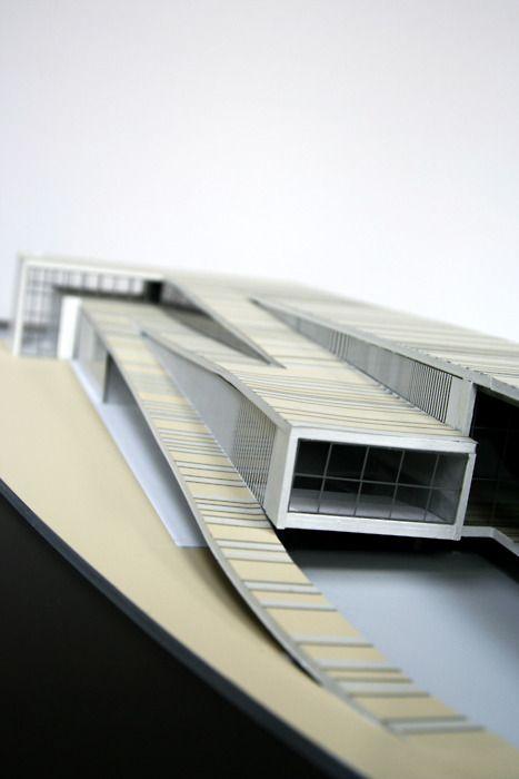 Muzeum Morskie, Szczecin, projekt architektury: ARI.
