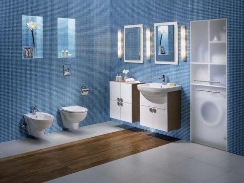19+ Cobalt blue bathroom ideas ideas