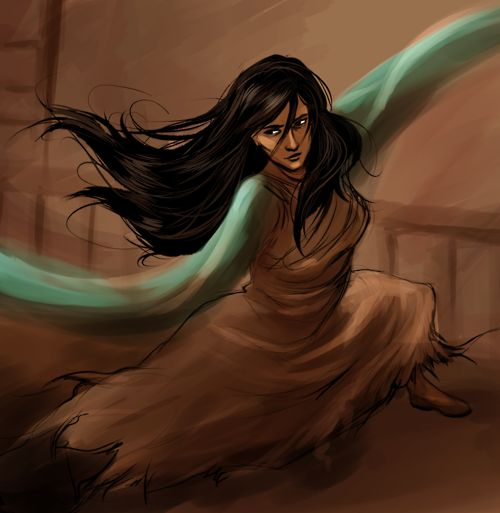 Ming Hua, man, she have no arms, whata badass woman