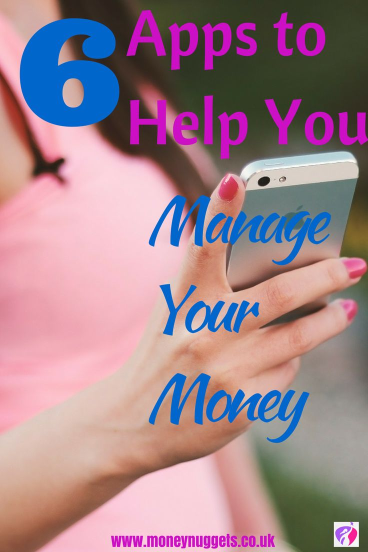 Here are six money management apps that take the stress out of budgeting and help you stay on top of your everyday finances. Whether you're struggling to pay off debt or manage your money on the go.