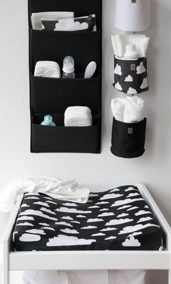 Dos colores que me encantan y poco habituales en habitaciones de bebes y niñ@s. Da igual que seas niña o niño, es cuestión de ...