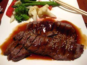 Teriyaki Steak - Crock Pot Recipes - Crock Pot♥ღ