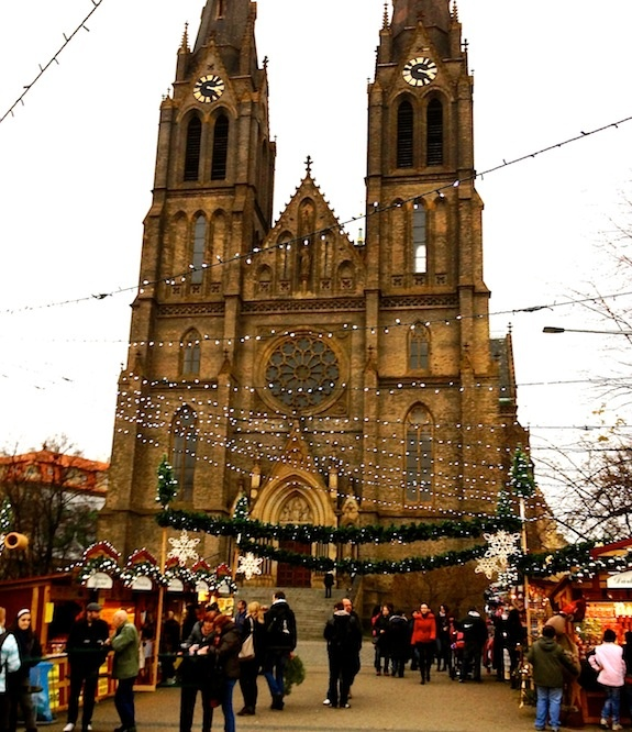 Five Star Holiday Decor Part - 35: In Prague Over The Holidays? The Christmas Market At The Old Time Square  Near @ · Luxury ...
