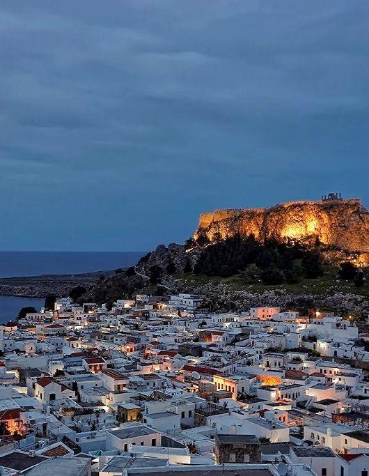 Lindos, Rhodes Island, Dodecanese, Greece | by Dimitris Koskinas