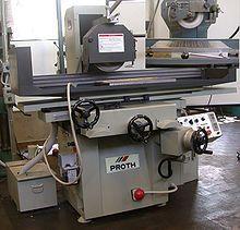 Grinding machine - Wikipedia, the free encyclopedia