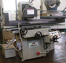 Grinding machine - Wikipedia, the free encyclopedia