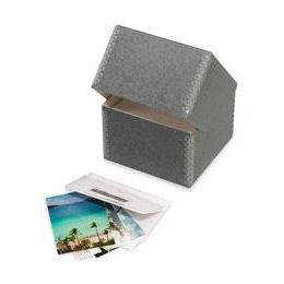 The Container Store  Archival Photo Storage Box $17.99 This is my favorite size