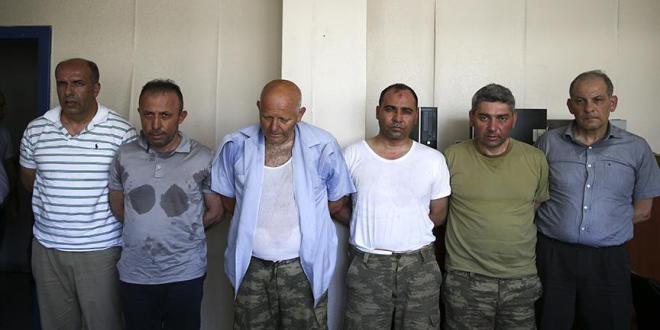 Uluslararası Af Örgütü: Darbe girişiminden gözaltına alınanlara tecavüz edildiğine ilişkin kanıtlar var