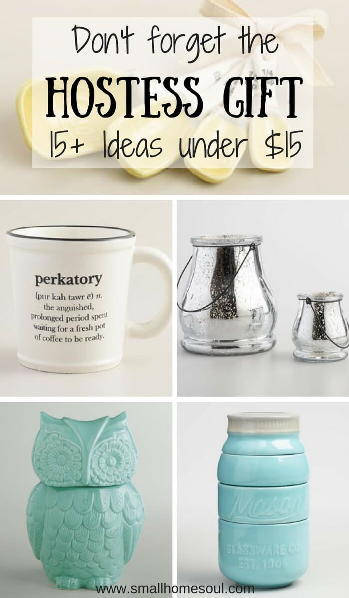Hostess gift guide great gifts under 15 home gifts Hostess gift