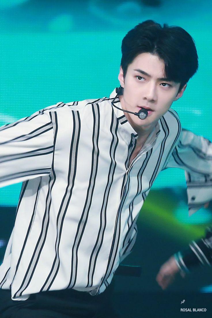 [HQ]  #SEHUN -  Korean Pop Culture & Art Awards
