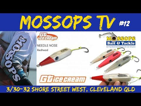 Mossops TV #12   GT ice cream Needle Nose