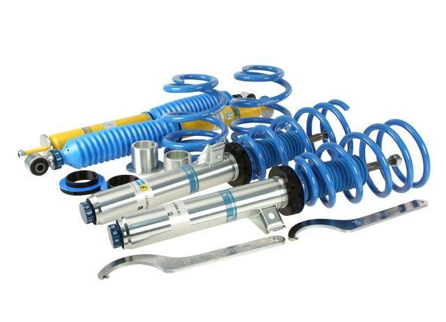 bmw suspension kit bilstein w0133-1911182 Brand : Bilstein Part Number : W0133-1911182 Category : Suspension Kit Condition : New Description : B16 PSS-10 Kit Note : Picture may be generic, please read description and check fitment notes. Price : $1834.43