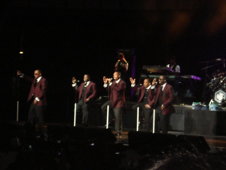 Huge fan of New Edition and Bell Biv Devoe. They rocked the house at The Q Arena in Cleveland!
