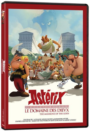 Asterix : Domaine des Dieux - ASTERIX #renaudbray #film #cinema #movie