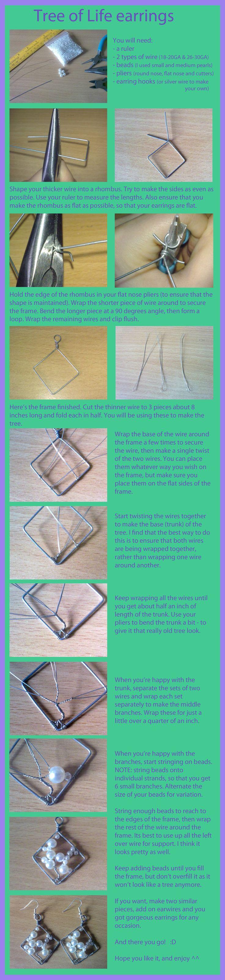 Tree of life tutorial by Pandannabelle.deviantart.com on @deviantART