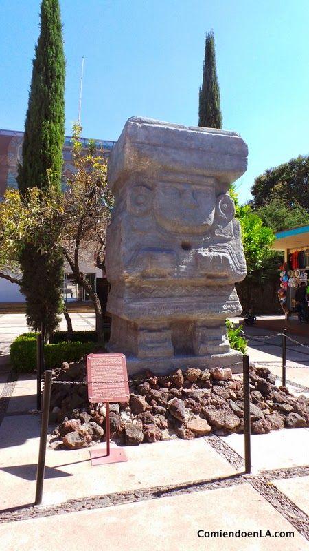 De paseo por Teotihuacán