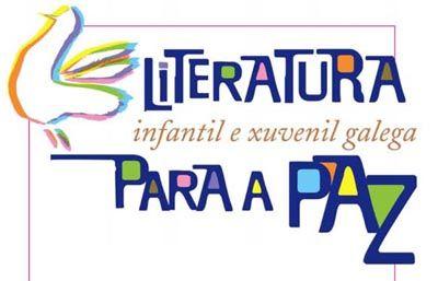 Exposición literatura para a paz