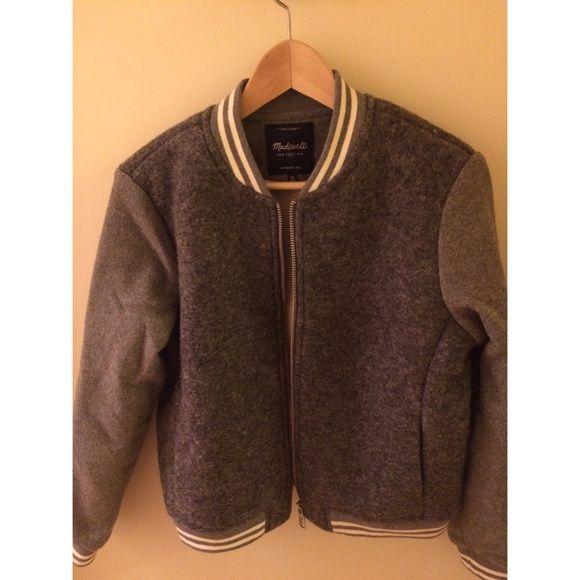 Madewell Jackets & Coats - Madewell Varsity Jacket