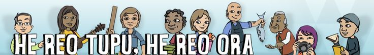 He reo tupu, he reo ora.  Targeted for Mainstream classrooms introducing Te Reo into daily syllabus.  An amazing resources - free from the ministry. (finally). enjoy xx