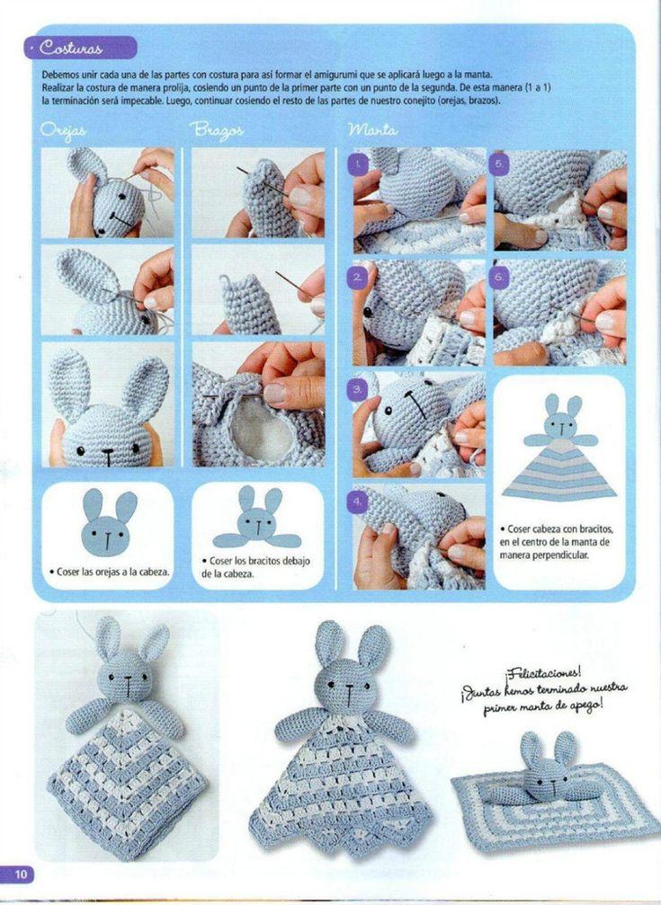 Crochet mantas de apego №1 2015 - 轻描淡写 - 轻描淡写