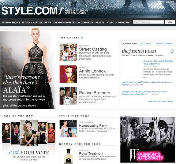 Best Online Magazine Layout Examples