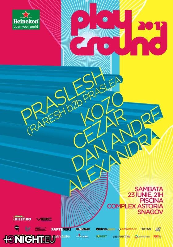 Galleries - Playground 2012 - Bucuresti Tonight