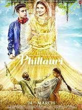 Watch Phillauri (2017) DVDScr Hindi Full Movie Online free  Phillauri Movie Info: Directed by: Anshai Lal Written by: Anvita Dutt Starring by: Anushka Sharma, Diljit Dosanjh, Suraj Sharma Genres: Comedy | Drama | Fantasy | Romance Country: India Language: Hindi