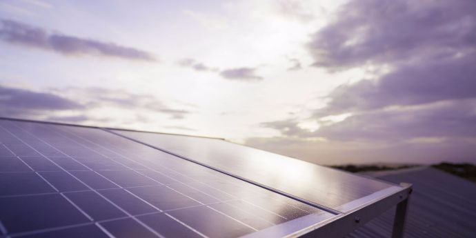 The Military Could Be About to Make Solar Power Way Better  … military is looking to increase its use of solar panels. The Department of Energy recently released a comprehensive look at the U.S. energy grid and concluded that the military needs to rely more on solar power in order to eliminate weaknesses in … #solarenergy #power #energy #solarpower