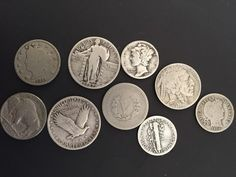 Got old coins? What's an old coin's value today? You can find the value of old coins by using this comprehensive list for coins made between 1900 and 2000.