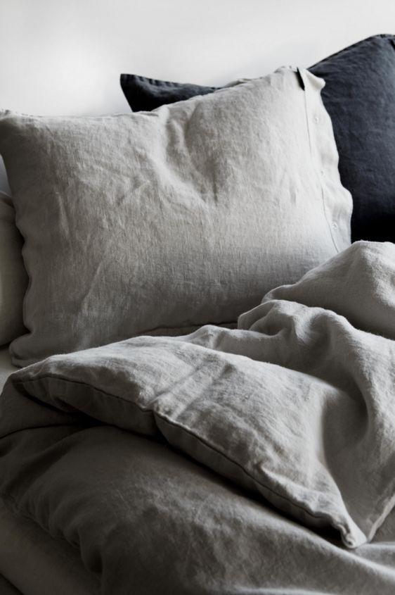 Lovely linen sängkläder - från Kardelen